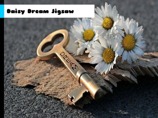 Play Daisy Dream Jigsaw Now!