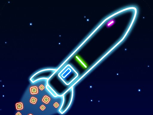 Play Neon Rocket Now!