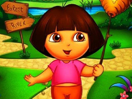 Play Dora The Explorer Jigsaw Puzzle Now!