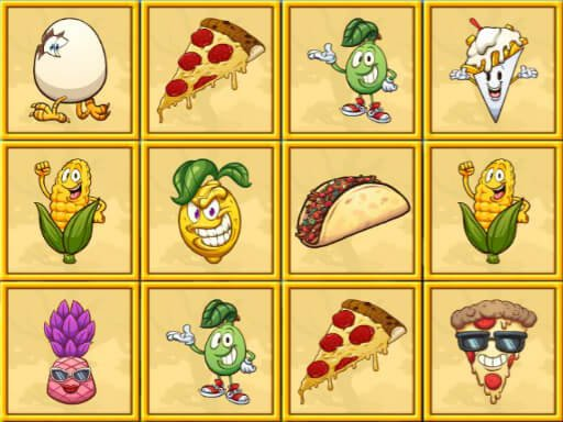 Play Foody Memory Now!