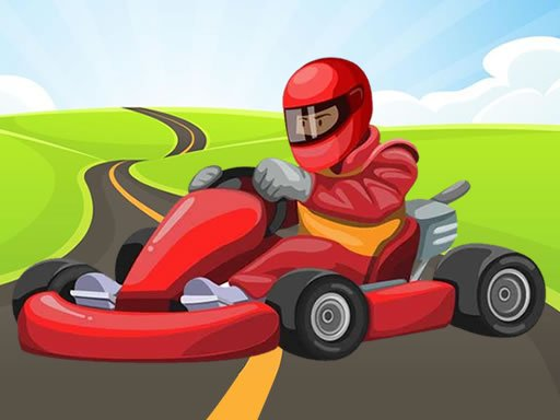 Play Kart Jigsaw Now!