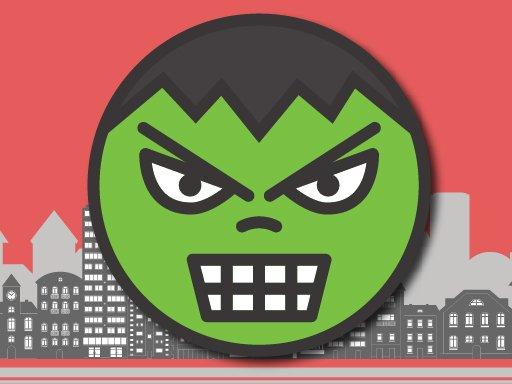 Play Flappy Superhero Dunk Now!