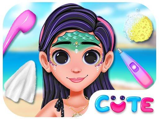 Play Superhero Violet Summer Excursion Now!