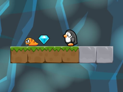 Play Penguin Adventure Now!
