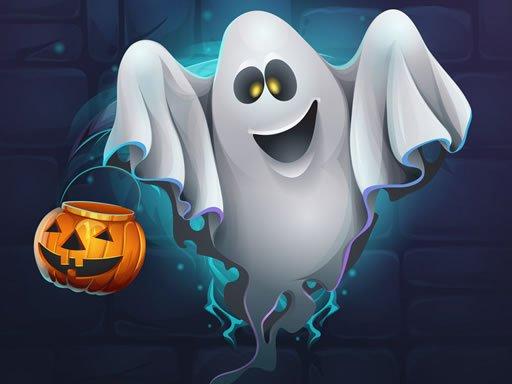 Play Spooky Ghosts Jigsaw Now!