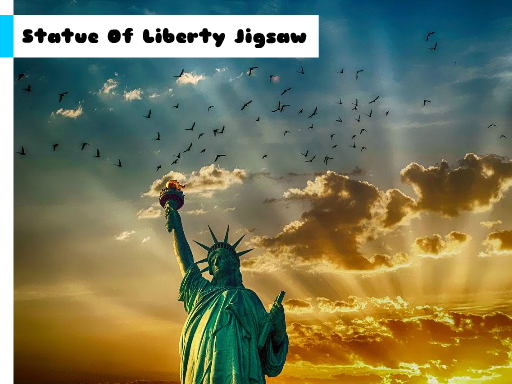 Play Statue Of Liberty Jigsaw Now!