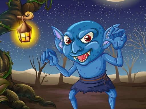 Play Goblin Fight Match 3 Now!