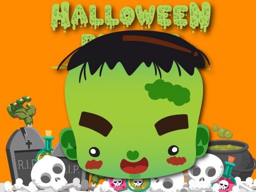 Play Halloween Puzzle Now!