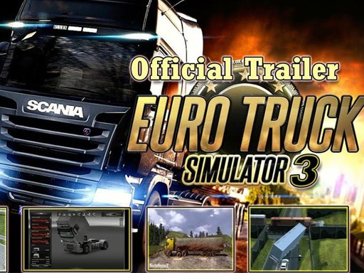 Play Euro Truck Drive Now!