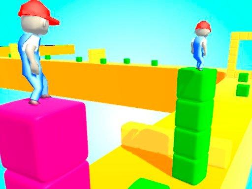 Play Cube Run Now!