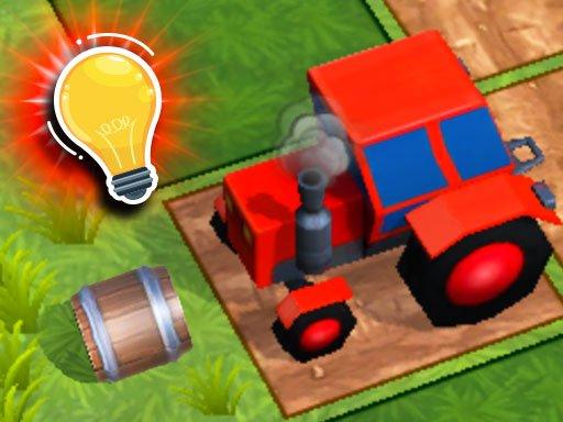 Play Farm Puzzle 3D Now!