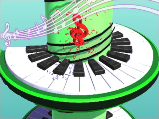 Play Helix Piano Tile Now!