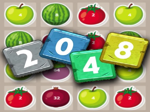 Play 2048 Fruits Now!