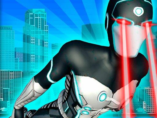 Play Flying Superhero Revenge Grand City Captain Now!
