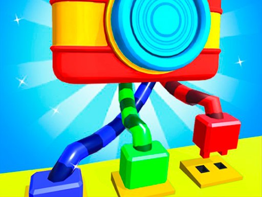 Play Tangle Puzzle 3D Now!