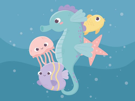 Play Adorable Fish Memory Now!
