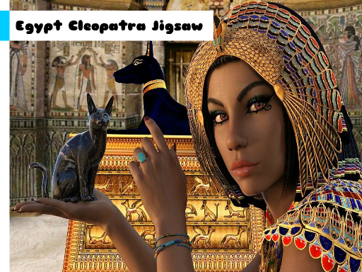 Play Egypt Cleopatra Jigsaw Now!