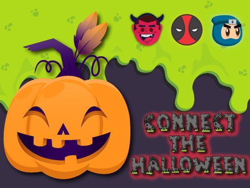 Play Connect The Halloween Now!