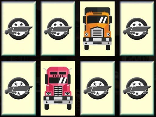 Play American Trucks Memory Now!
