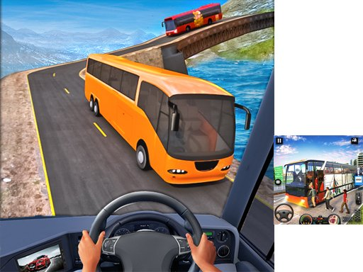 Play Bus Driving Game Now!