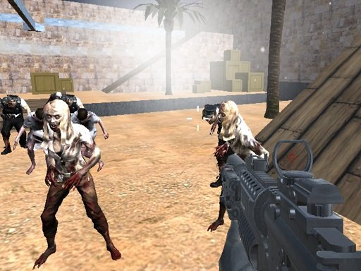 Play Combat Strike Zombie Survival Multiplayer Now!