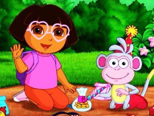 Play Dora Kids Puzzles Now!