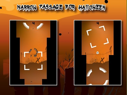 Play Narrow Passage For Halloween Now!