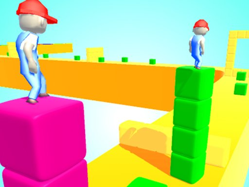 Play Cube Tower Surfer Now!