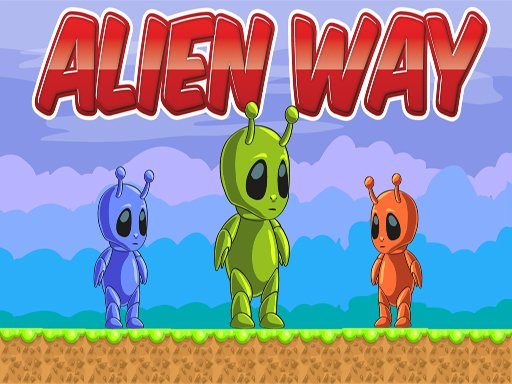 Play Alien Way Now!