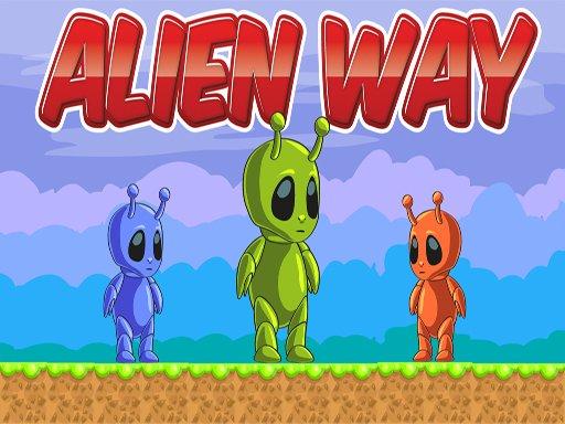 Play Alien Way Now!
