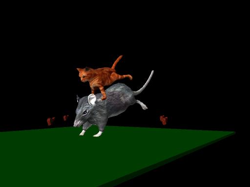 Play cat parkour Now!