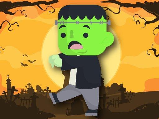 Play Halloween Memory Now!
