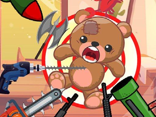 Play Kick The Teddy Bear Now!