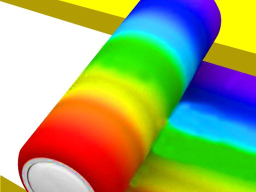 Play Color Roller 3D Now!