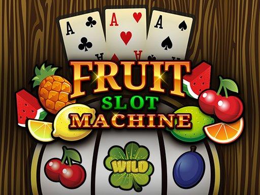 Play Fruit Slot Machine Now!