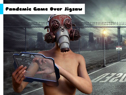 Play Pandemic Game Over Jigsaw Now!