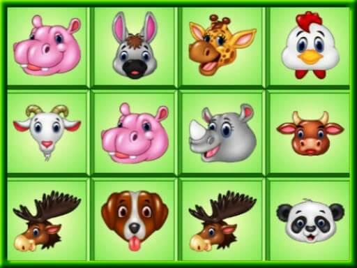 Play Animals Mahjong Now!