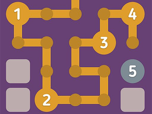 Play Number Maze Puzzle Game Now!