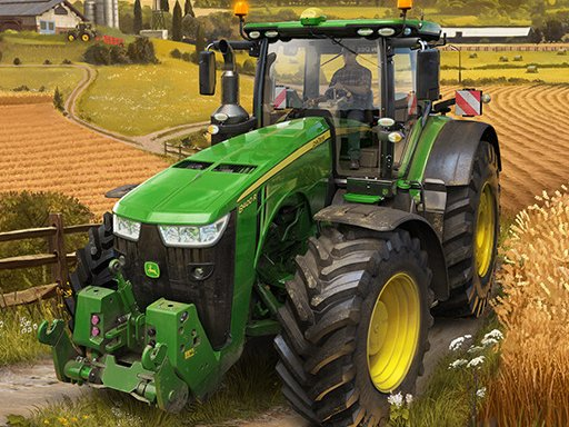 Play Real Tractor Farming Simulator Now!