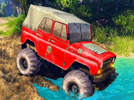 Play Offroad Jeep Hill Climb Now!