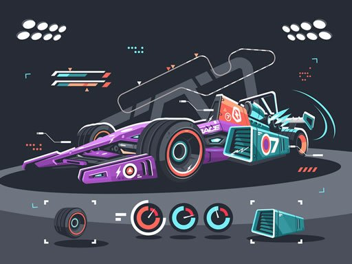 Play Powerful Cars Memory Now!