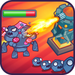Play King Rugni Tower Defense Now!