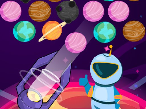 Play Bubble Planets Now!
