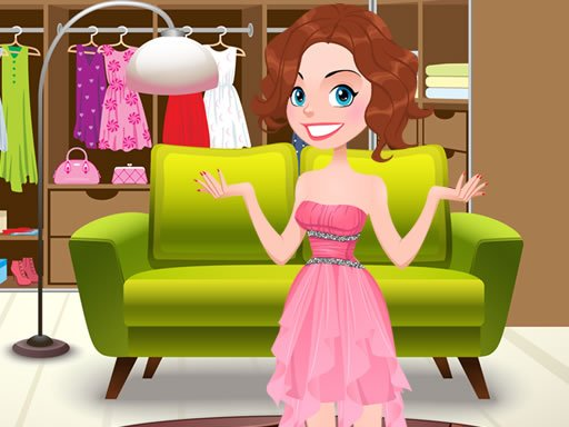 Play Sweet Mia Dress Up Now!