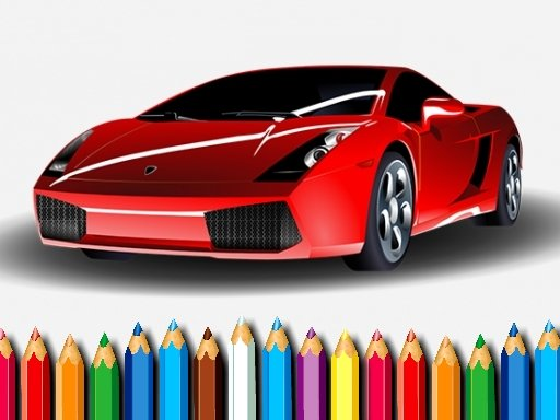 Play Racing Cars Coloring Now!