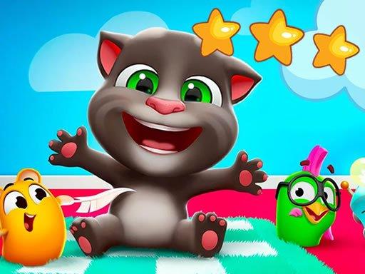 Play Talking Tom Hidden Stars Now!