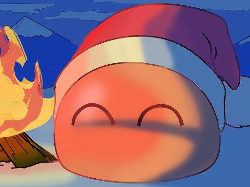 Play FireBlob Winter Now!
