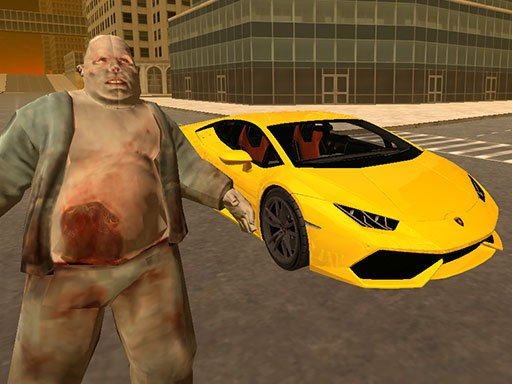 Play Supercars Zombie Driving Now!