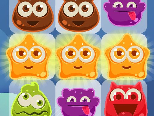 Play Crazy Jelly Match Now!