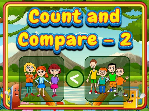 Play Count And Compare 2 Now!